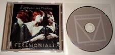 FLORENCE + The MACHINE : CEREMONIALS  CD Album 2011 Ex/Mint.