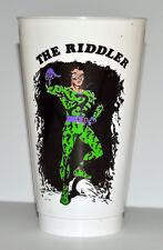 Riddler Dc Comics Super Heroes 7-11 Cup 1973 Batman