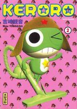 SERGENT KERORO tome 2 Yoshizaki MANGA shonen