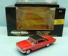 E.R.T.L / AMERICAN MUSCLE / FORD GALAXIE 1963 1/ 64
