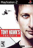 Tony Hawk Project 8 PS2 Playstation 2 Game Complete