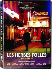 Wild Grass (DVD) Les Herbes Folles -  Sabine Azema, André Dussollier  NEW