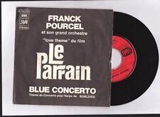 """FRANCK POURCEL - """"Love Theme"""" du film"""" Le Parrain"""" - 7"""" 45t Vinyle - 1972"""
