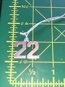 JAMES AVERY STERLING SILVER #22  CHARM
