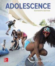 NEW! ADOLESCENCE 16E, SANTROCK