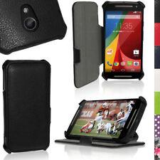 Cover e custodie nero Per Motorola Moto G in pelle sintetica per cellulari e palmari