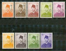 Riau Zonnebloem  33 - 41 postfris