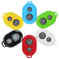 Wireless Remote Control Selfie Camera Shutter for iOS & Android System