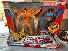 Hasbro Transformers Sunstorm vs Ratchet Animated Series Target Exclusive Sealed