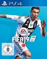 PS4 / Sony Playstation 4 Spiel - FIFA 19 mit OVP