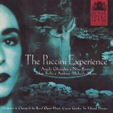 The Puccini Experience (Angela Gheorghiu/Nina Rautio) CD