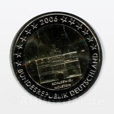 2 Euro Deutschland 2006 Schleswig Holstein F
