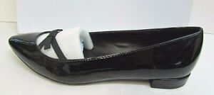 Steve Madden Size 6 Black Patent Flats New Womens Shoes