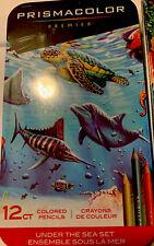 NEW Prismacolor Premier Lot Colored Pencils 5 Sets Landscape Sea Garden Verithin
