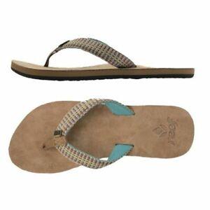 Reef Gypsylove Damen Zehentrenner |Zehengreifer | Flip Flops | Textil - NEU