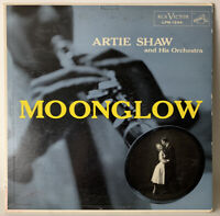 Artie Shaw And His Orchestra Moonglow LPM-1244 LP Record Ex