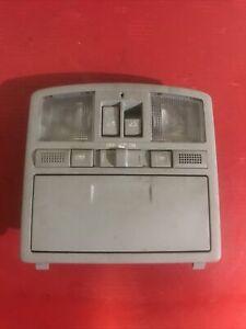 Overhead Dome Light Sunroof Switch Mazda CX-9 Gray Lamp 2007 2008 2009
