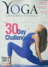 Yoga International Magazine Winter 2019 The 30 Days Challenge