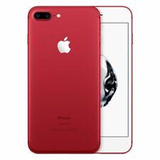 Móviles y smartphones rojos Apple, modelo Apple iPhone 7 Plus