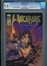 Witchblade #1   (First Print)   CGC 9.8  White Pages