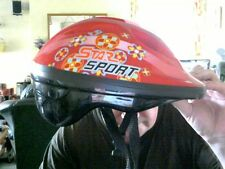 STAR SPORT ADULT CYCLE HELMET SIZE 52-55 CMS FREE UK POST PERFECT SUMMER