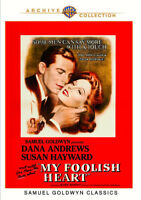 My Foolish Heart [New DVD] Manufactured On Demand, Full Frame