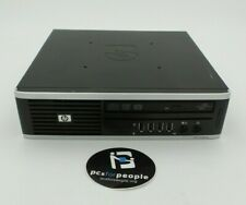 HP Compaq 8000 Elite Ultra Slim Desktop Intel Core 2 Duo 4GB RAM 80GB HDD (A2)