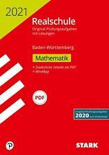 STARK Original-Prüfungen Realschule 2021 - Mathematik - BaWü | Taschenbuch