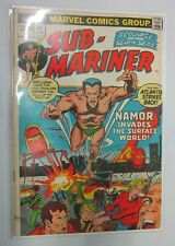 Sub-Mariner #60 1st Series water stain 4.0 VG (1973)
