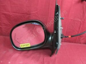 NOS OEM Lincoln Navigator Electric Manual Fold Mirror 2000 - 02 Left Hand EXPORT