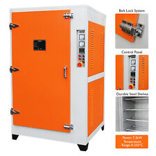 Powder Coating Curing Oven Electric Industrial Cure Paint Drying Chamber Machine