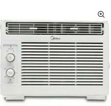 Midea 5,000 BTU 115V Mechanical Window Air Conditioner, MAW05M1WWT