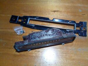 GENUINE VINTAGE SMITHS AUSTIN / MORRIS 1800 MK2 / MK1 SPEEDOMETER (with backing
