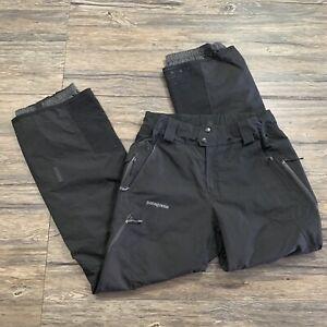 Patagonia Powder Bowl Insulated Ski Pants Gore-tex Recco Mens Sz M