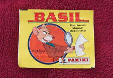 Panini Sammeltüte Basil Detective prive Pochette Bustina