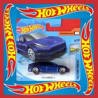 Hot Wheels 2020    TESLA MODEL 3   112/250   NEU&OVP