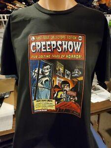 CREEPSHOW - Movie T-shirt George Romero Stephen King Zombies Horror