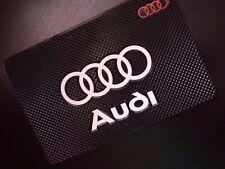 Audi Logo Car Anti Non Slip Mat Pad Dashboard Sticky Holder Mobile Phone