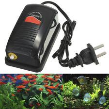 Efficient Adjustable Aquarium Oxygen Fish Air Pump Tank Energy Super Silent