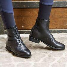 Equi-Theme Primera Men Women Horse Riding Event Competition Leather Jodhpur Boot