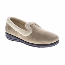 Women's Isla Loafer-Style Suede Slippers