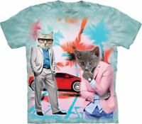 Men Suit Up Business Kittens Rich Cats T-Shirt The Mountain