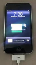 iPhone 3GS - 8GB - Black A1303