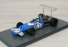MATRA MS 80 F1 - Jackie Stewart winner GP Espagne 1969 - SPARK S7190 - 1/43