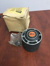 FIAT 124 850 Spyder Spider Cpe Steering wheel hub adapter HORN BUTTON 74mm Pre70