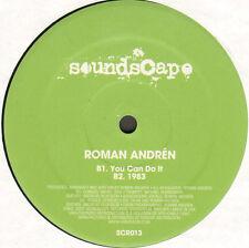 ROMAN ANDREN  - O Mundo e Seu (The World Is Yours) Beatfanatic Rmx - Soundscape