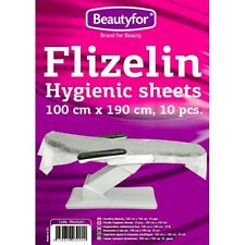 10 Pcs of Disposable Flizelin sheets for couch cover