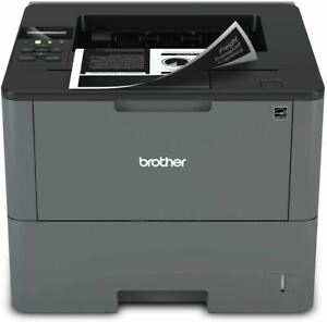 Brother HL-L6200DW Wireless Monochrome Laser Printer with Duplex Printing (Amazo
