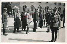 Nr.21779 Foto PK Österreich Bundesheer 1. Republik Offizier Soldaten Politiker