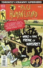 The Pitiful Human Lizard #3 Comic Book 2016 - Chapterhouse